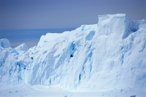 Cliff of Ice