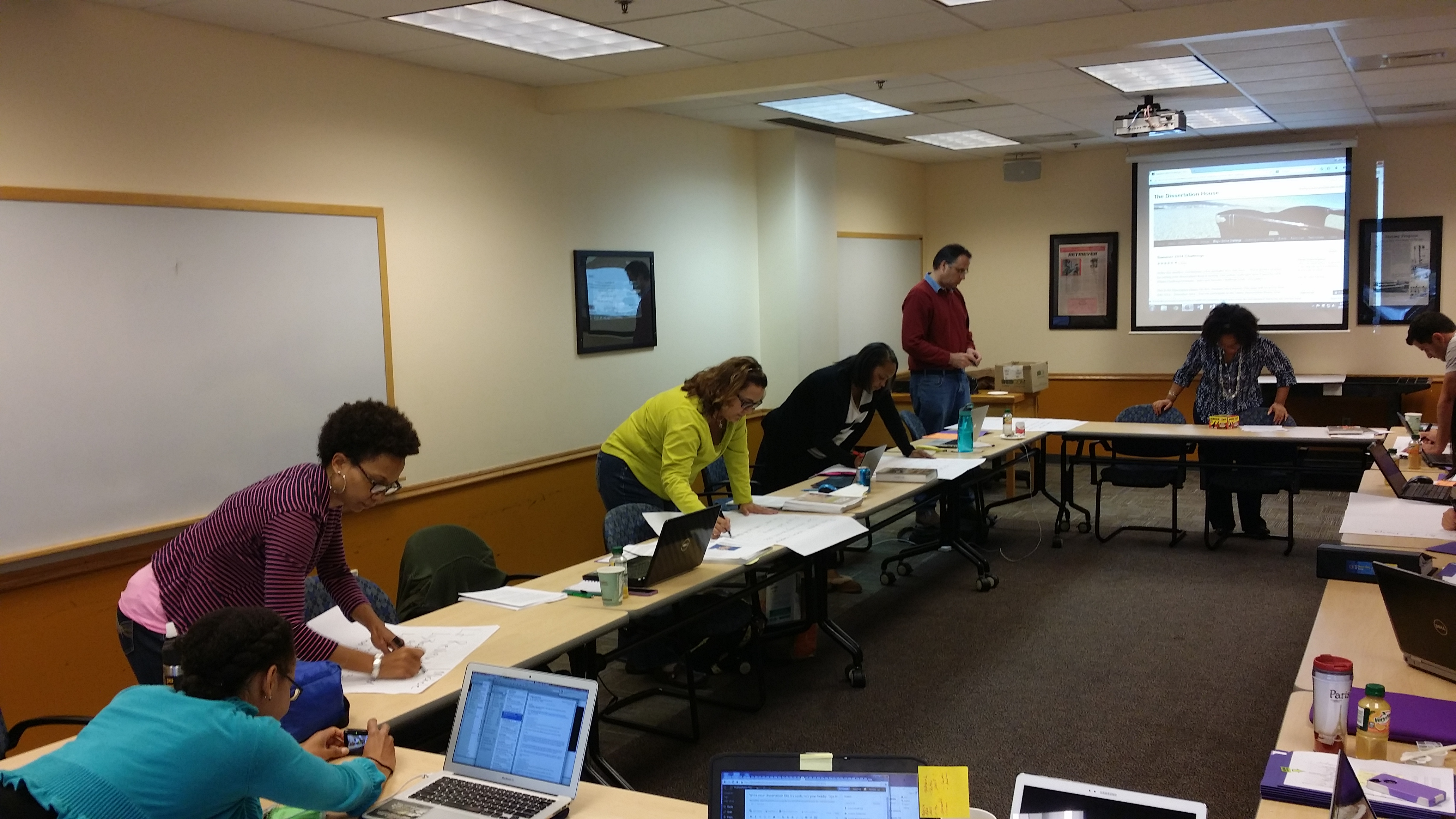 Writing a dissertation in 3 weeks - 2012iiisConferences